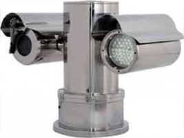 Explosion Proof/IS CCTV System